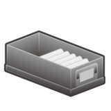 Card File Box on emojidex 1.0.24