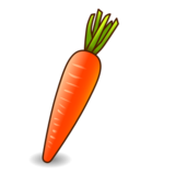 Carrot on emojidex 1.0.24