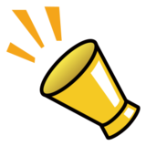 Megaphone on emojidex 1.0.24