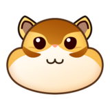 Chipmunk on emojidex 1.0.24