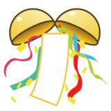 Confetti Ball on emojidex 1.0.24