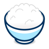 Cooked Rice on emojidex 1.0.24