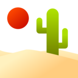 Desert on emojidex 1.0.24
