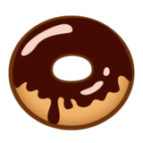 Doughnut on emojidex 1.0.24