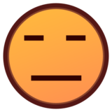 Expressionless Face on emojidex 1.0.24
