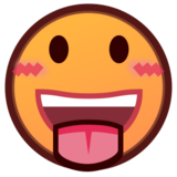 Face With Tongue on emojidex 1.0.24