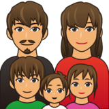 Family, Type-4 on emojidex 1.0.24