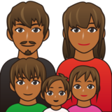 Family, Type-5 on emojidex 1.0.24