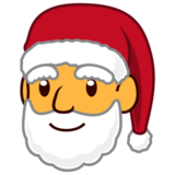Santa Claus on emojidex 1.0.24