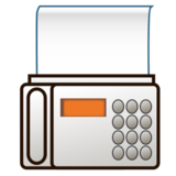 Fax Machine on emojidex 1.0.24
