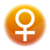 Female Sign on emojidex 1.0.24