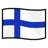 Flag: Finland on emojidex 1.0.24