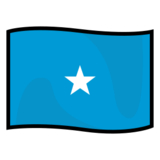 Flag: Somalia on emojidex 1.0.24