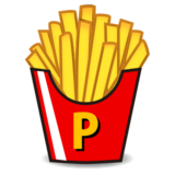 French Fries on emojidex 1.0.24