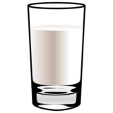Glass of Milk on emojidex 1.0.24