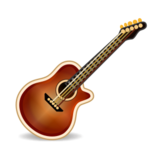Guitar on emojidex 1.0.24
