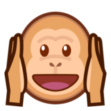 Hear-No-Evil Monkey on emojidex 1.0.24