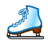 Ice Skate on emojidex 1.0.24