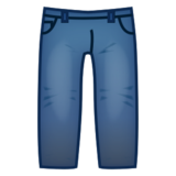 Jeans on emojidex 1.0.24