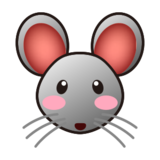 Mouse Face on emojidex 1.0.24