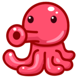 Octopus on emojidex 1.0.24