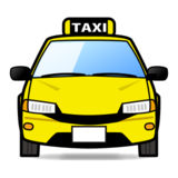 Oncoming Taxi on emojidex 1.0.24