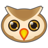 Owl on emojidex 1.0.24