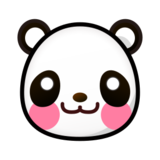 Panda Face on emojidex 1.0.24