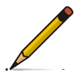 Pencil on emojidex 1.0.24