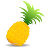 Pineapple on emojidex 1.0.24