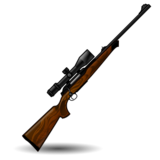 Rifle on emojidex 1.0.24