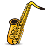 Saxophone on emojidex 1.0.24