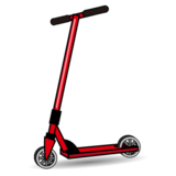 Kick Scooter on emojidex 1.0.24