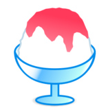 Shaved Ice on emojidex 1.0.24
