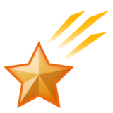 Shooting Star on emojidex 1.0.24