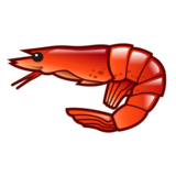 Shrimp on emojidex 1.0.24