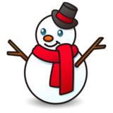 Snowman on emojidex 1.0.24