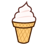 Soft Ice Cream on emojidex 1.0.24