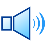 Speaker High Volume on emojidex 1.0.24