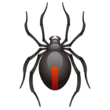 Spider on emojidex 1.0.24