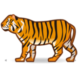 Tiger on emojidex 1.0.24