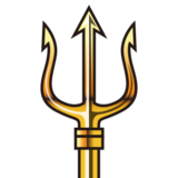 Trident Emblem on emojidex 1.0.24