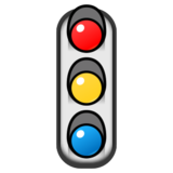 Vertical Traffic Light on emojidex 1.0.24