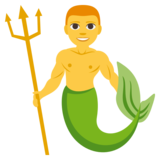 Merman on JoyPixels 3.1