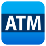 ATM Sign on JoyPixels 4.0