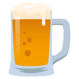 Beer Mug on JoyPixels 4.0