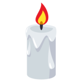 Candle on JoyPixels 4.0