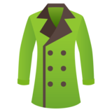 Coat on JoyPixels 4.0