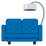 Couch and Lamp on JoyPixels 4.0