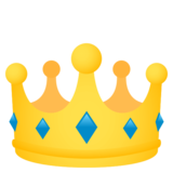 Crown on EmojiOne 4.0